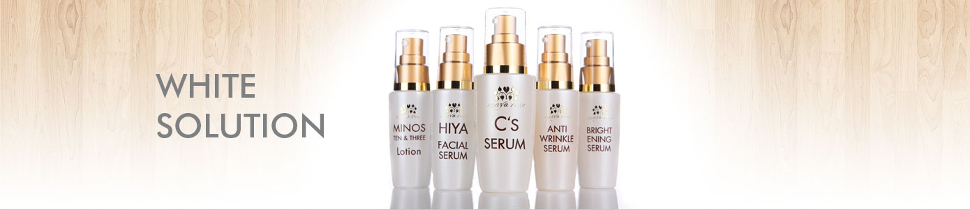 Maya Rose Hiya Facial Serum Pure & Herbal Category